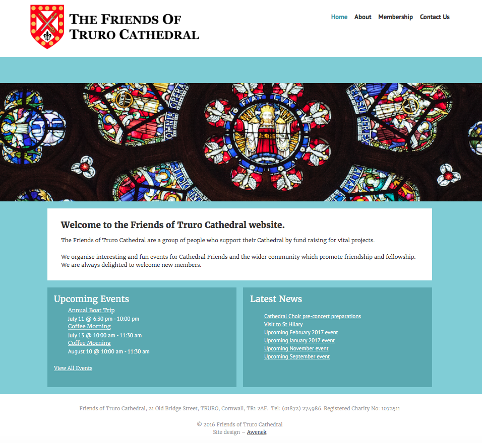 Friends of Truro Cathedral | home