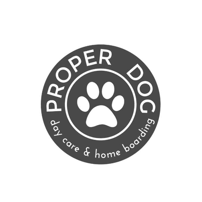Proper Dog | Web design by Awenek