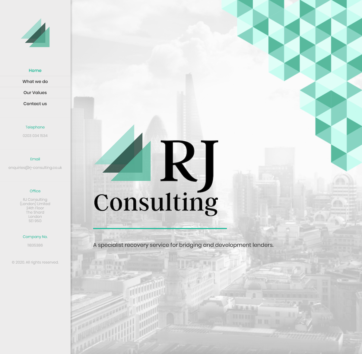 RJ Consulting (London) Limited